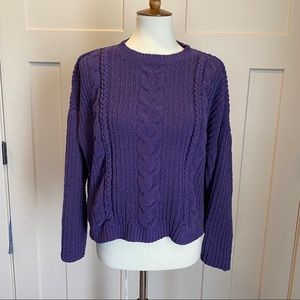 Universal Thread Soft Chunky Knit Sweater small